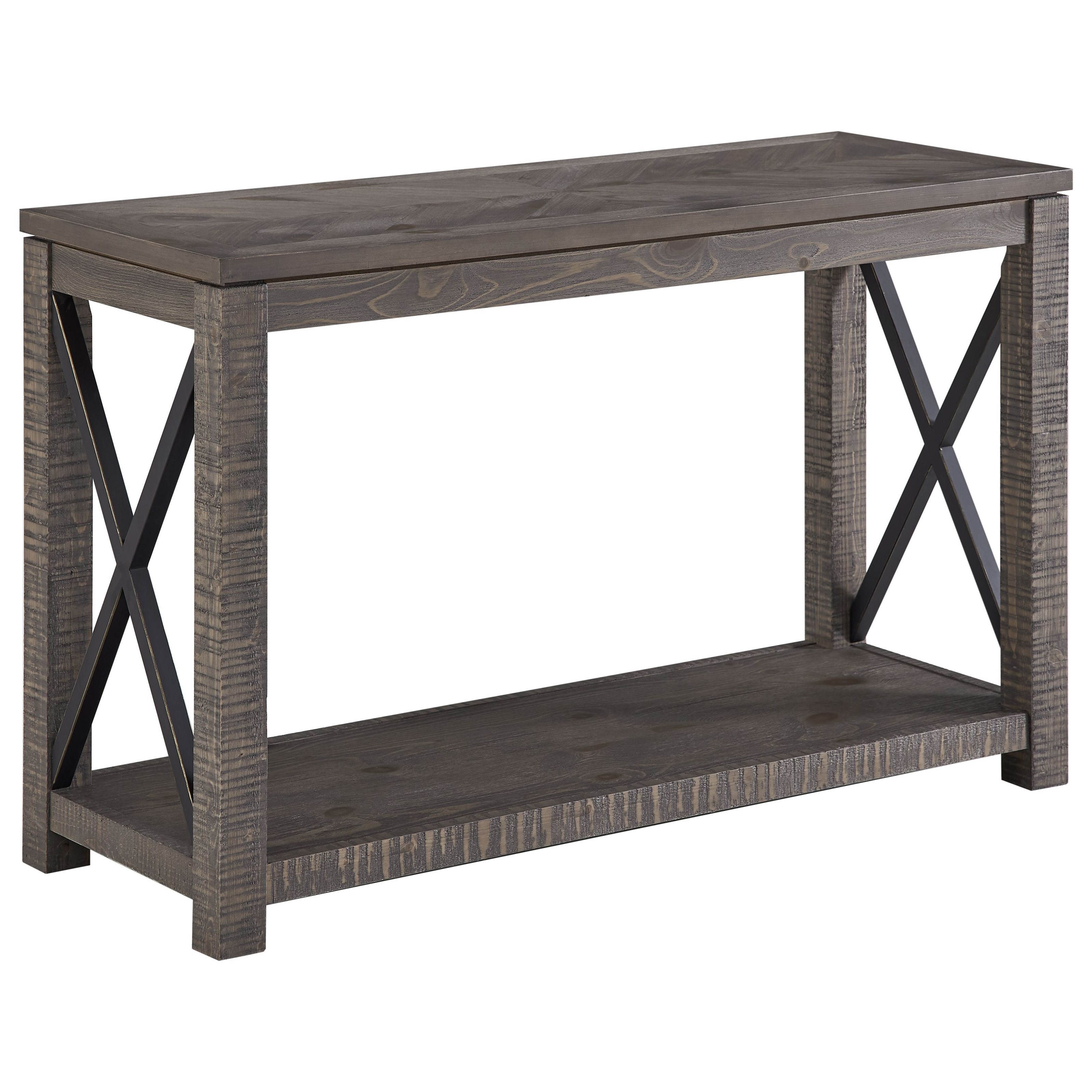 dextero Sofa Table by Steve Silver at Walker's Furniture