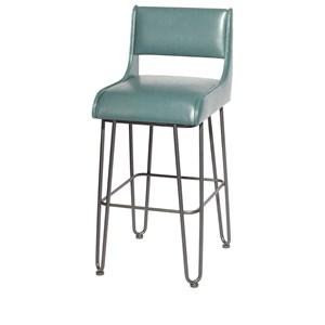 Mid Century Modern Bar Height Chair