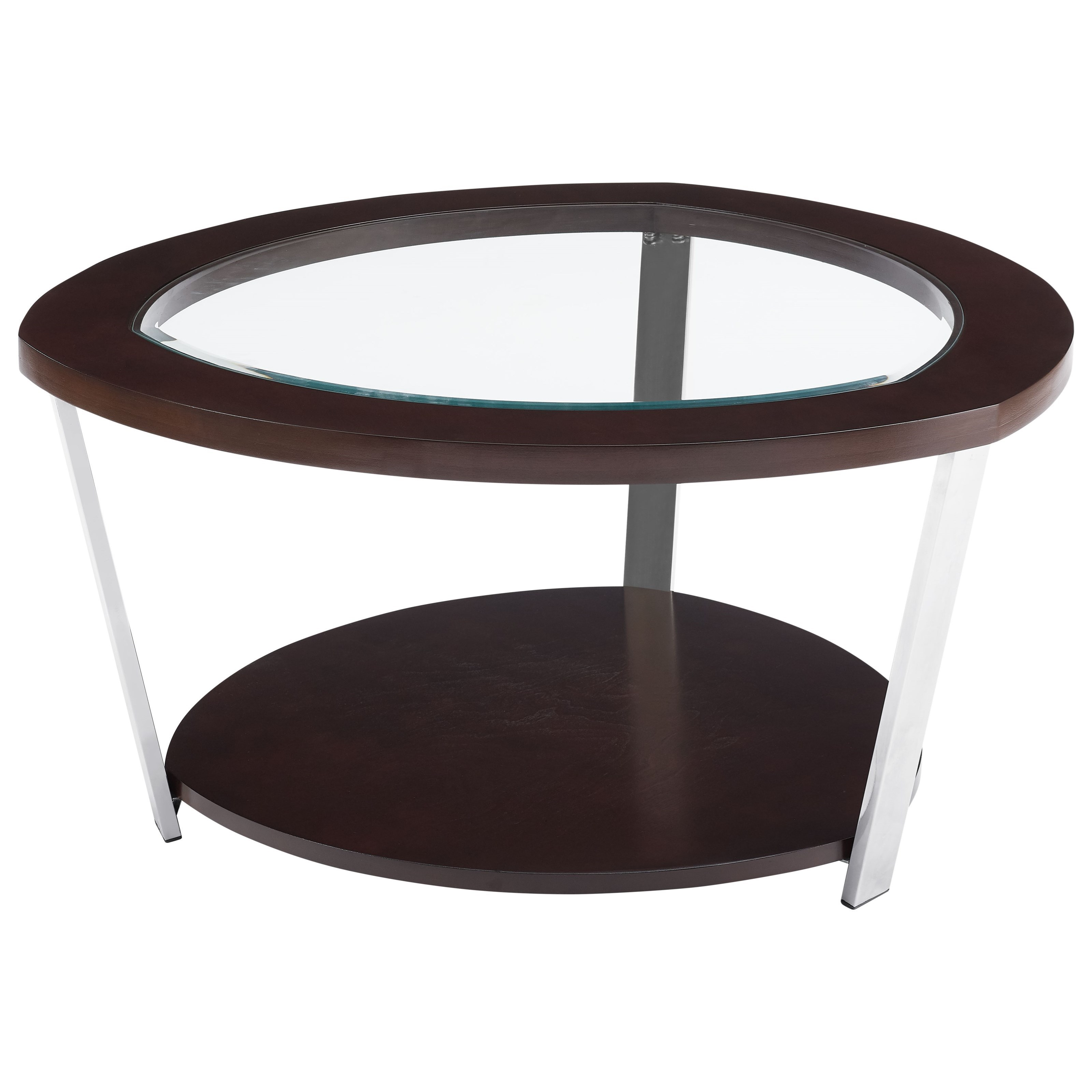Duncan Cocktail Table by Steve Silver at Walker's Furniture
