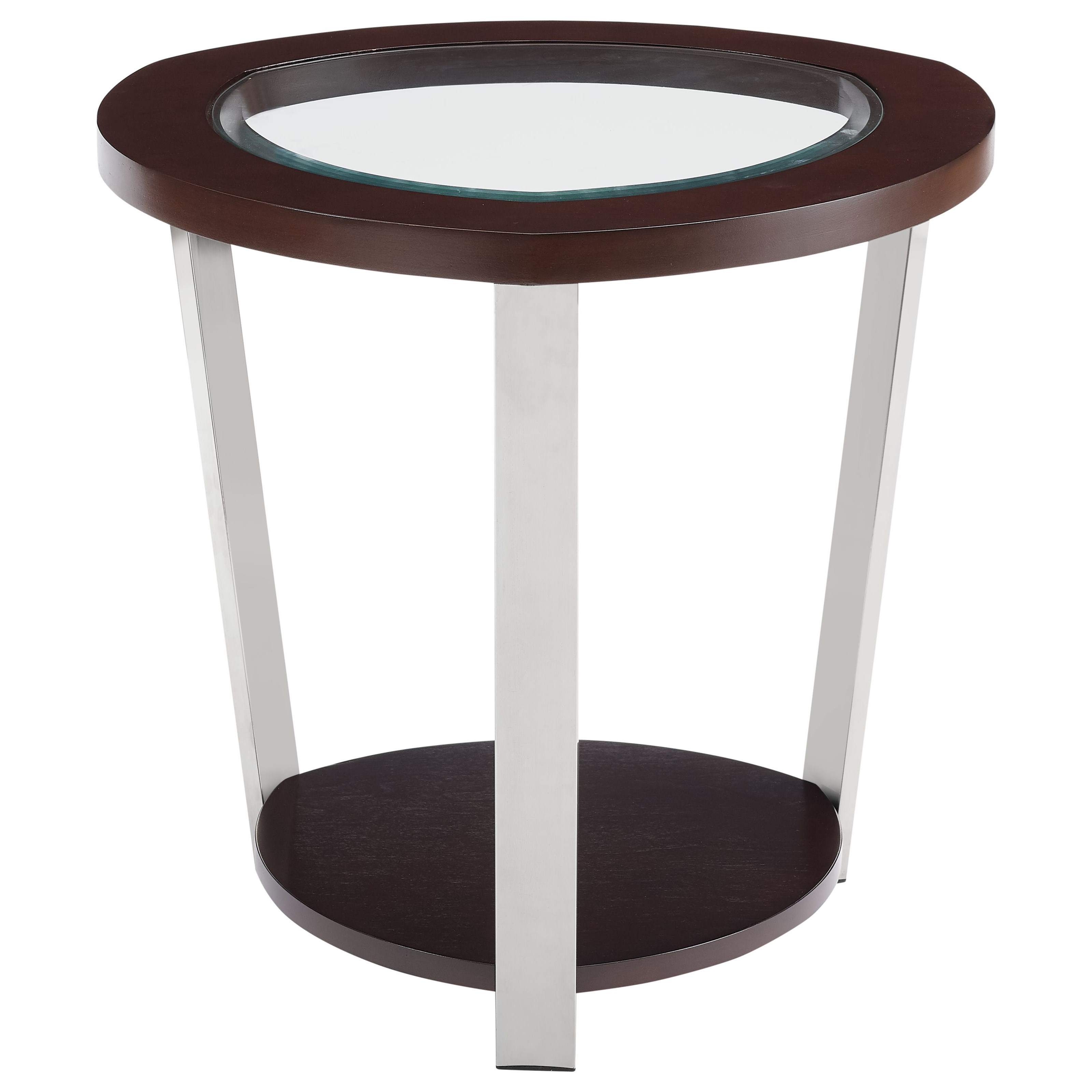 Duncan End Table by Steve Silver at Northeast Factory Direct