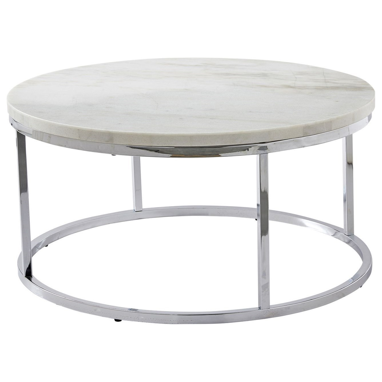 Echo Cocktail Table by Steve Silver at Walker's Furniture