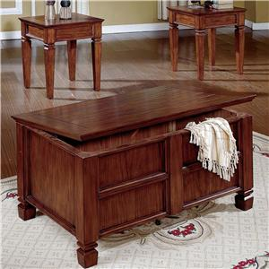 Steve Silver Edgewood Three Pack Occasional Table Group