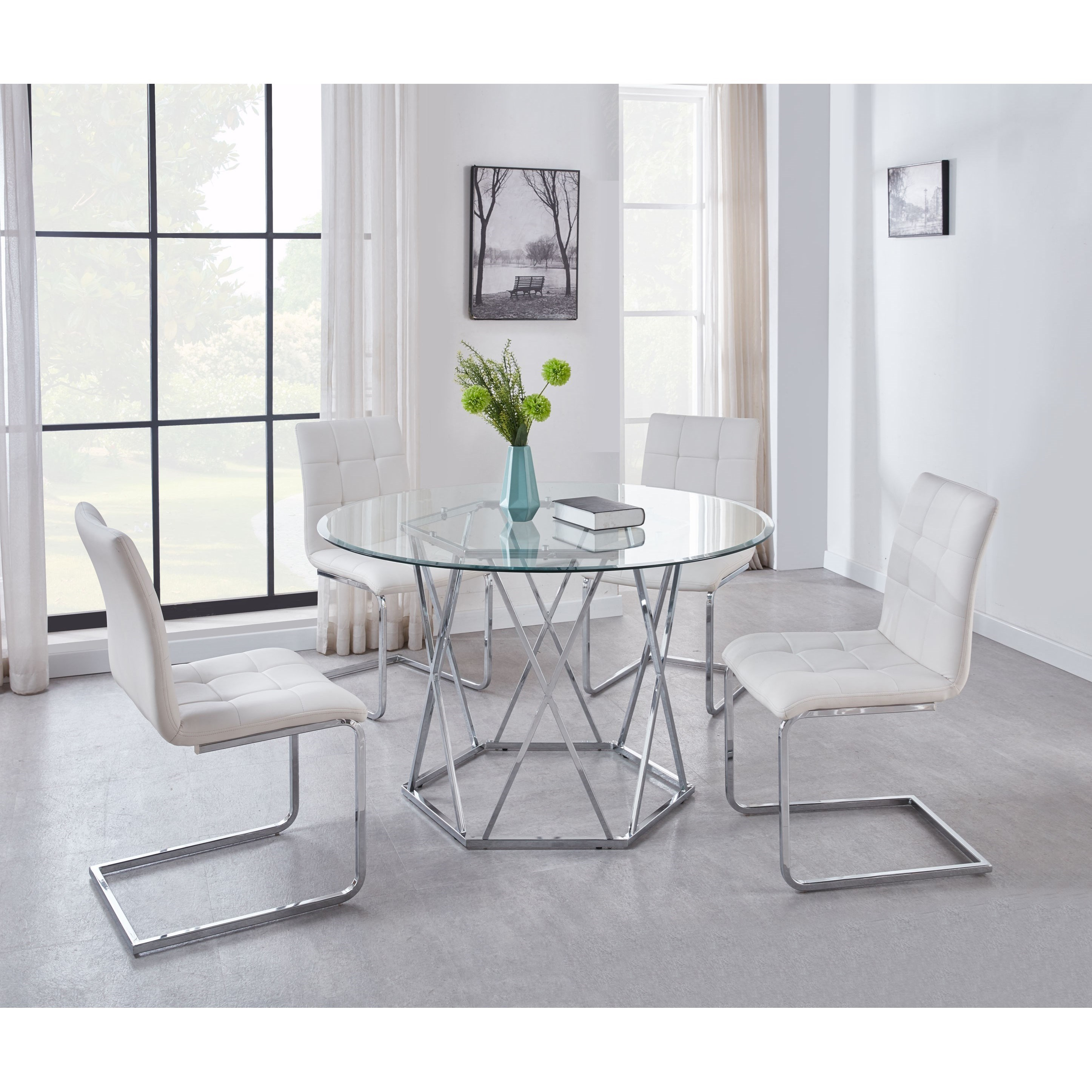 Kendrick 5-Piece Table and Chair Set at Rotmans