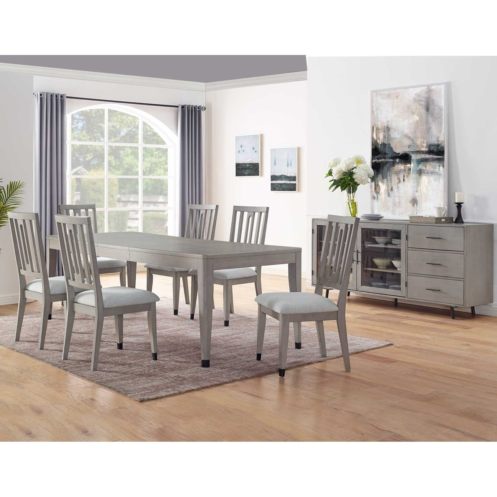 Fordham Dining Room Group by Star at EFO Furniture Outlet