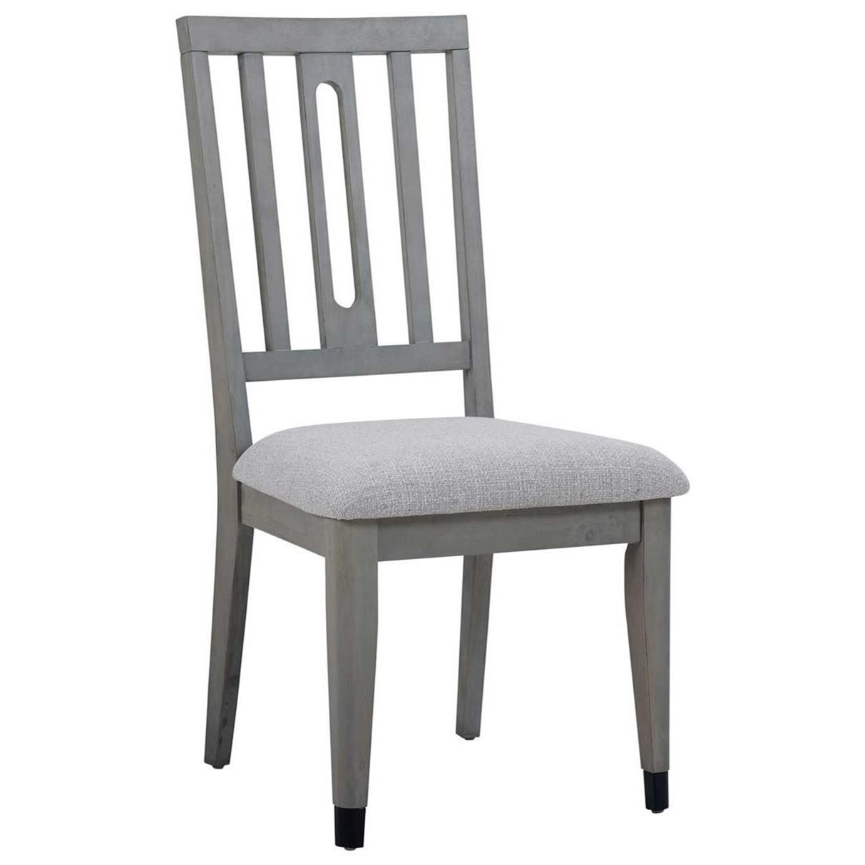 Lincoln Side Chair by Steve Silver at Morris Home