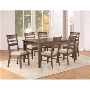 Foxwell 5-Piece Dining Set