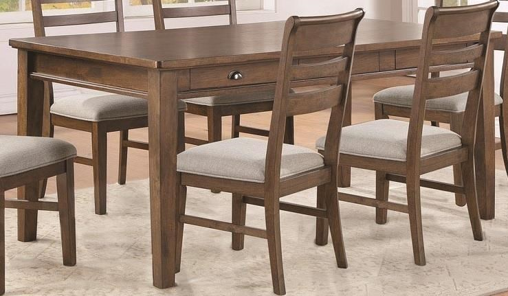 Foxwell Foxwell Dining Table by Steve Silver at Morris Home