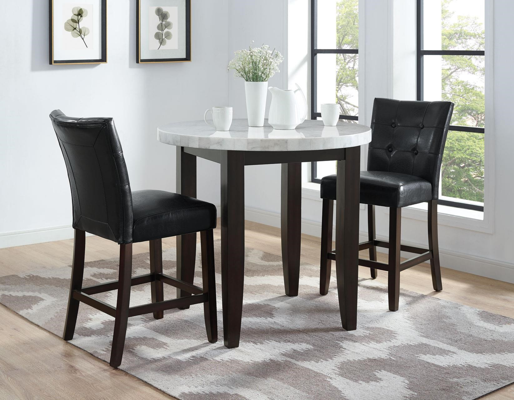 Courtland Franchesca 5-Piece Dining Set by Steve Silver at Morris Home