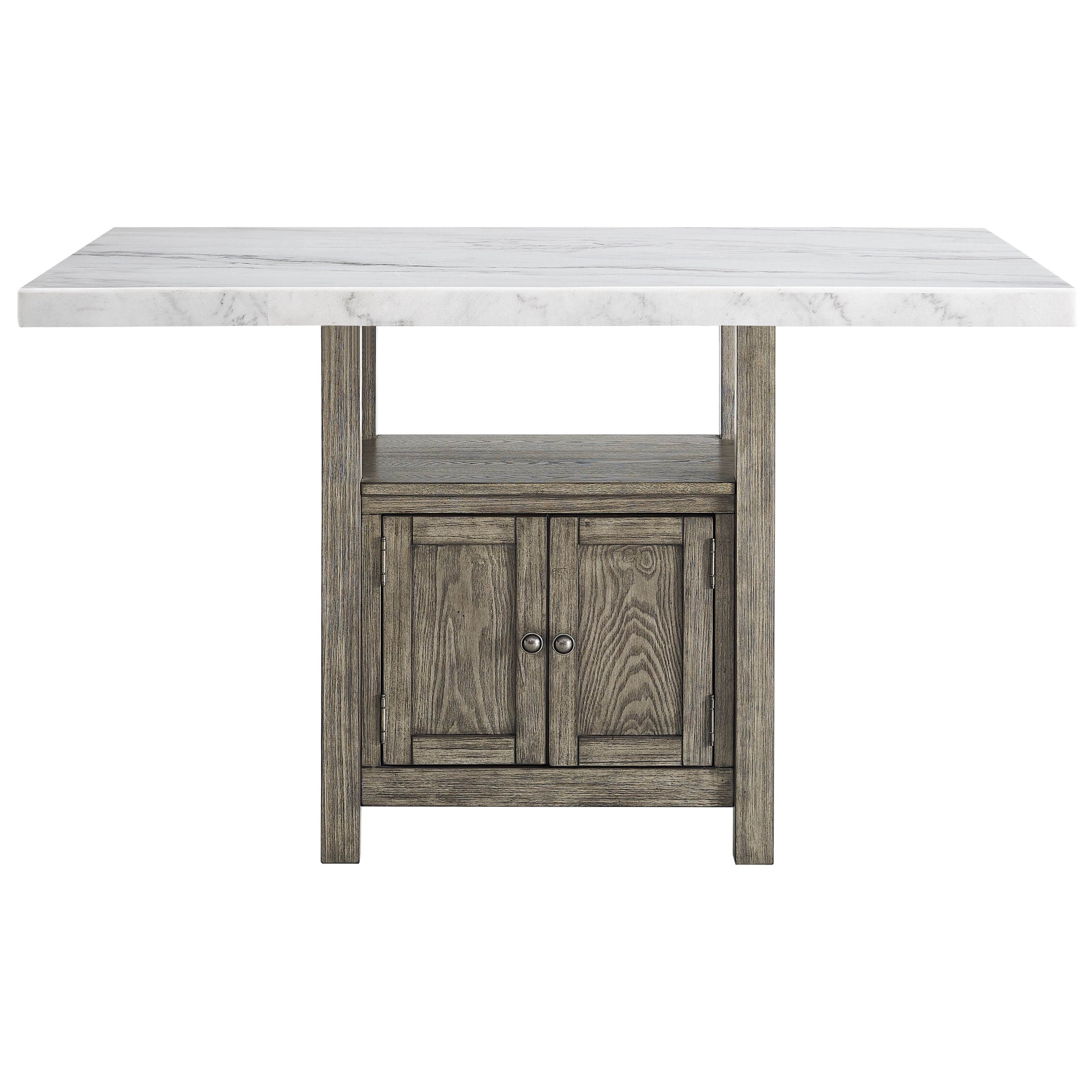 Grayson Counter Height Table by Steve Silver at Darvin Furniture