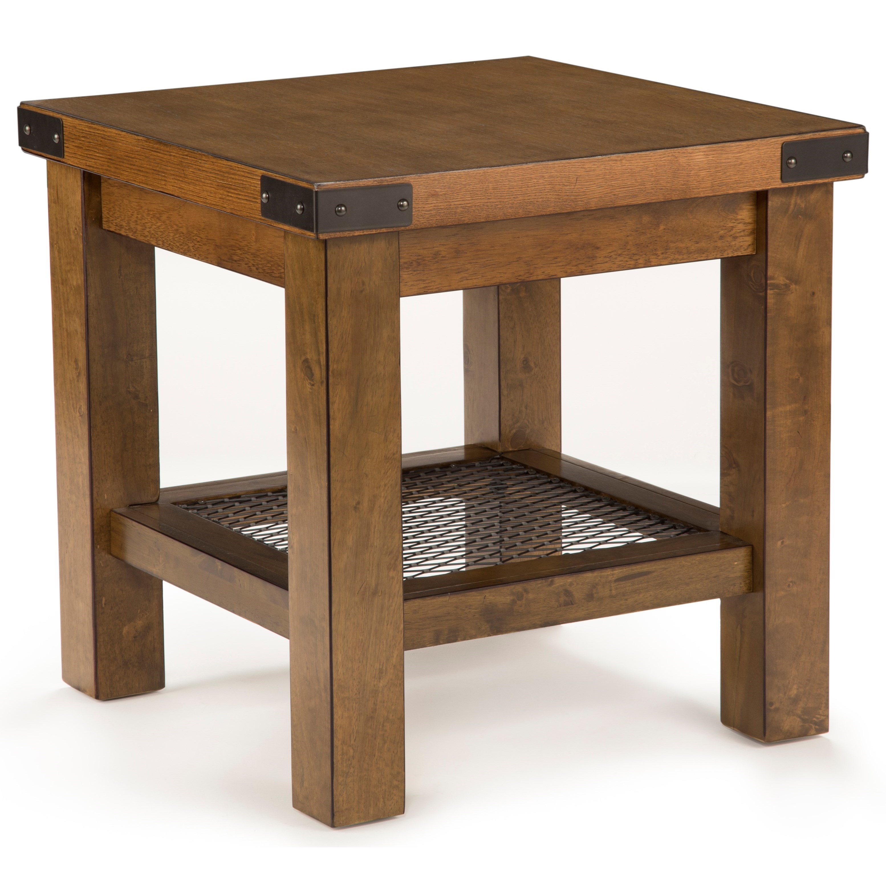 Hailee End Table by Steve Silver at Northeast Factory Direct