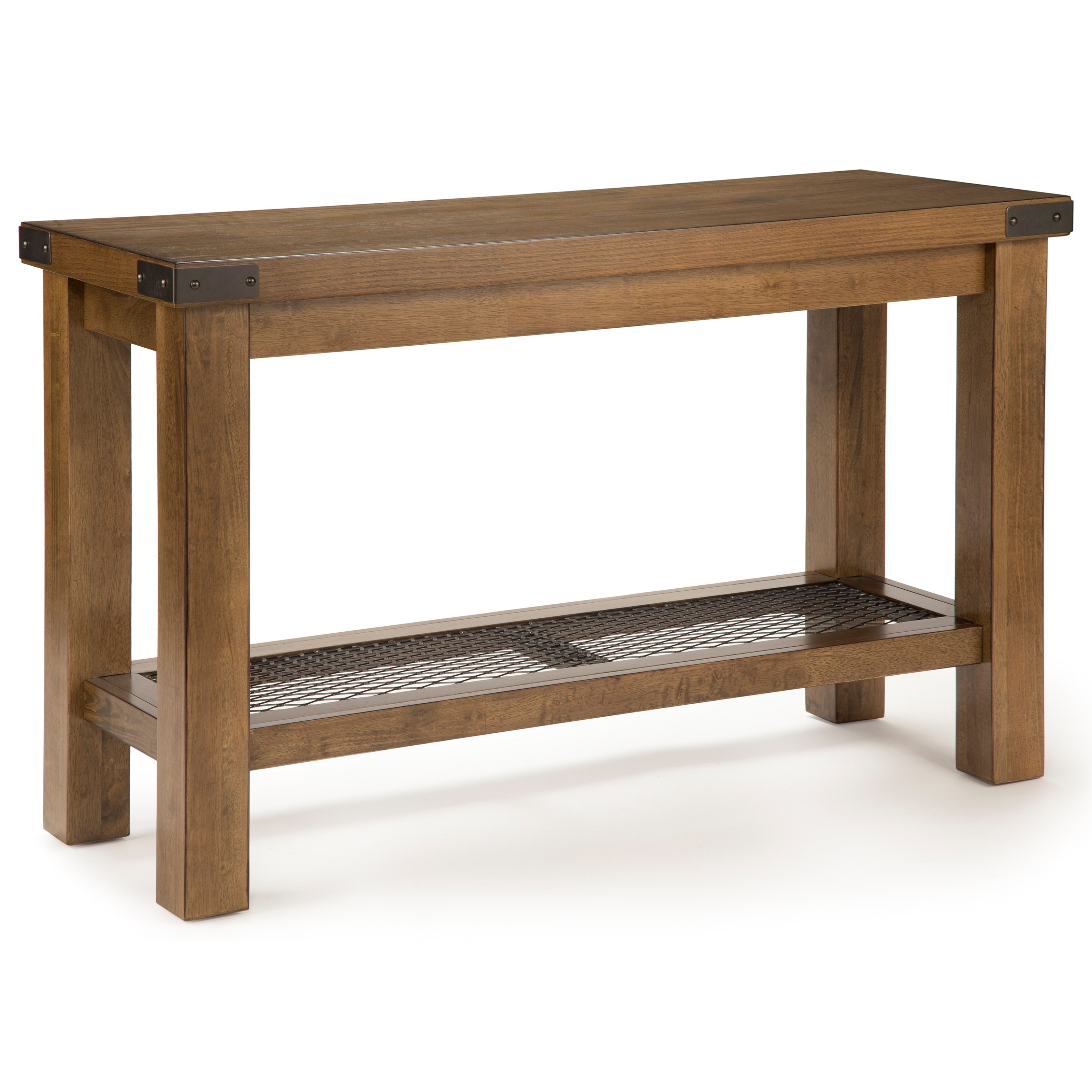 Hailee Sofa Table by Steve Silver at Walker's Furniture