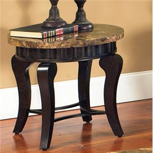Steve Silver Hamlyn Hamlyn End Table