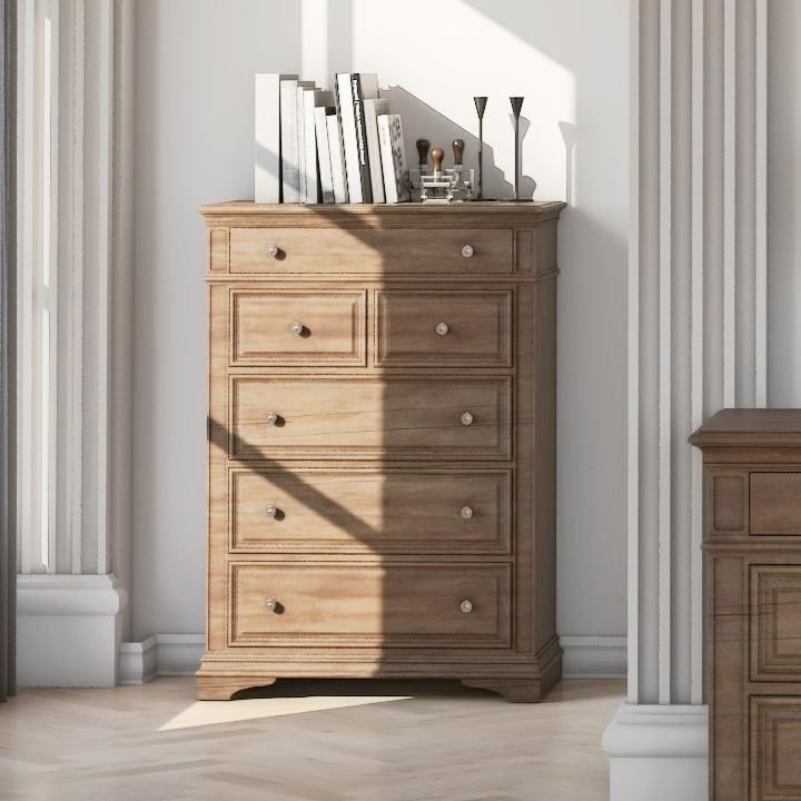 Highland Park Drawer Chest by Steve Silver at Lagniappe Home Store