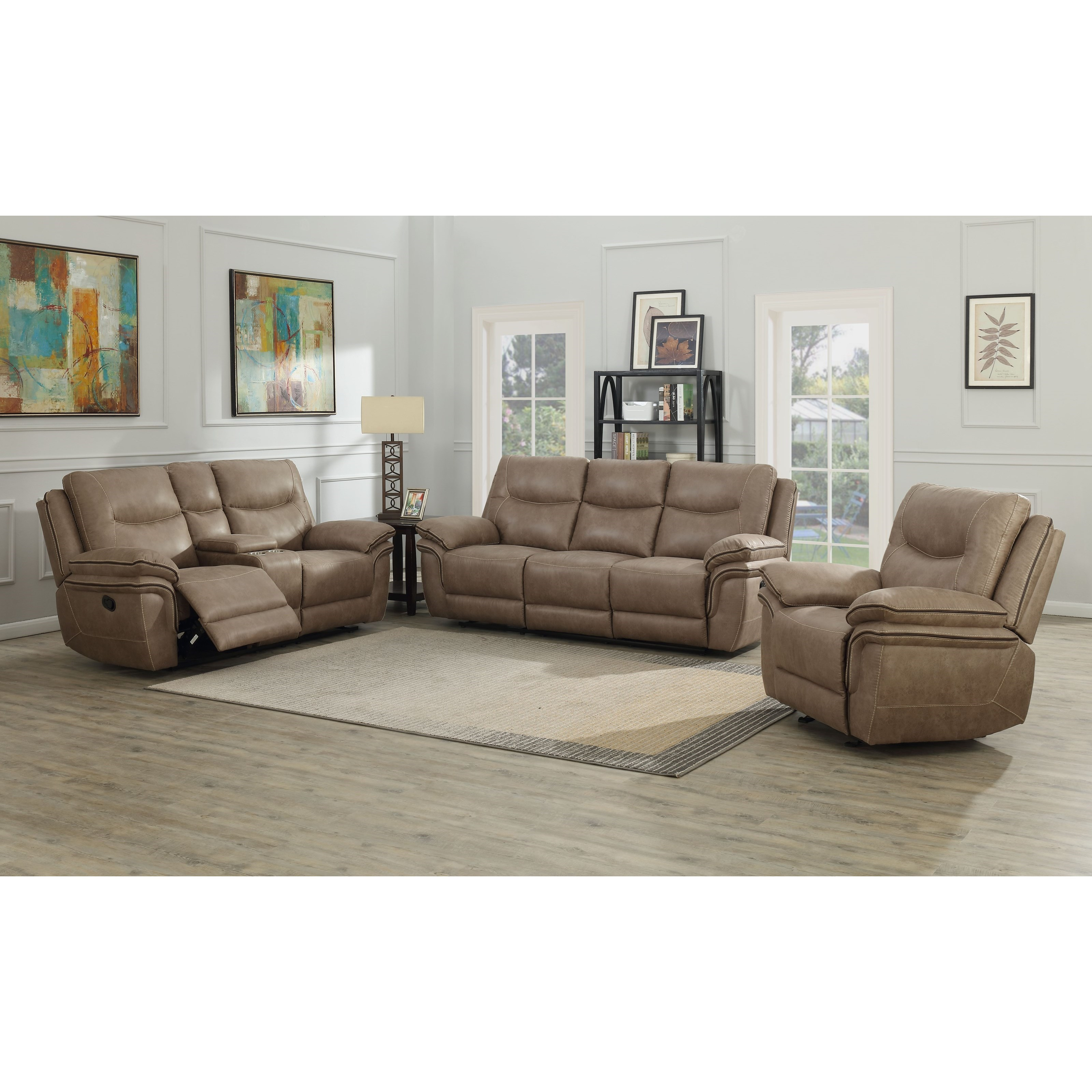 Isabella Reclining Living Room Group by Steve Silver at Northeast Factory Direct