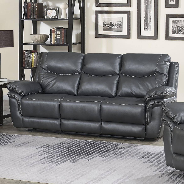 Isabella Recliner Sofa by Steve Silver at Van Hill Furniture