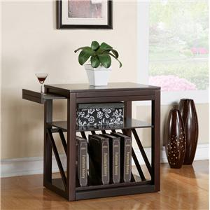 Steve Silver Jameson Chairside End Table