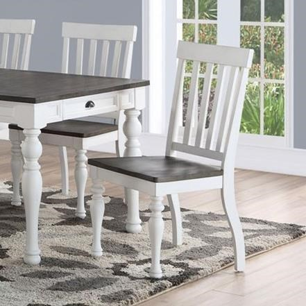 Joanna Dining Side Chair by Steve Silver at Walker's Furniture