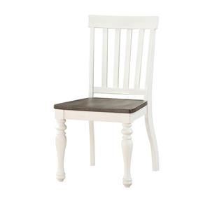 Dining Side Chair with Turned Legs
