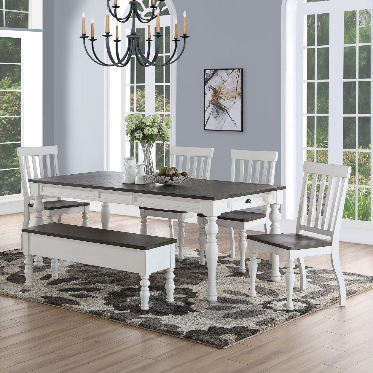 Joanna Dining Table Set at Ruby Gordon Home