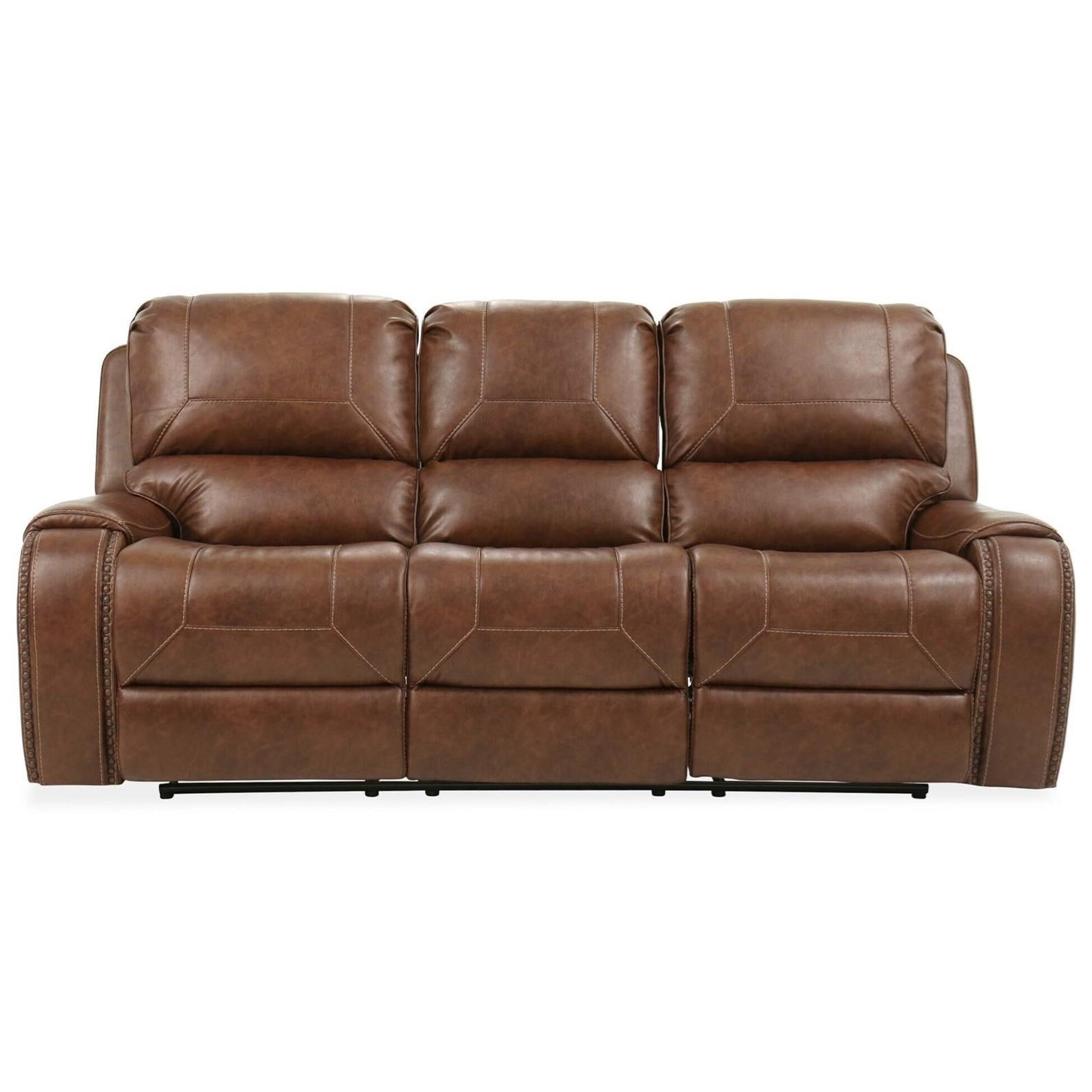 Keily Manual Motion Recliner Sofa by Steve Silver at Northeast Factory Direct
