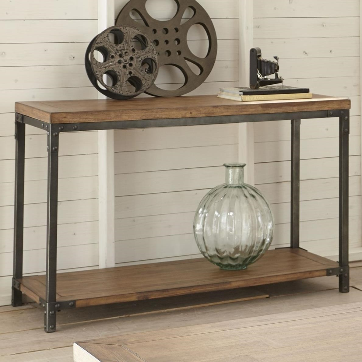 Lantana Sofa Table by Steve Silver at Walker's Furniture