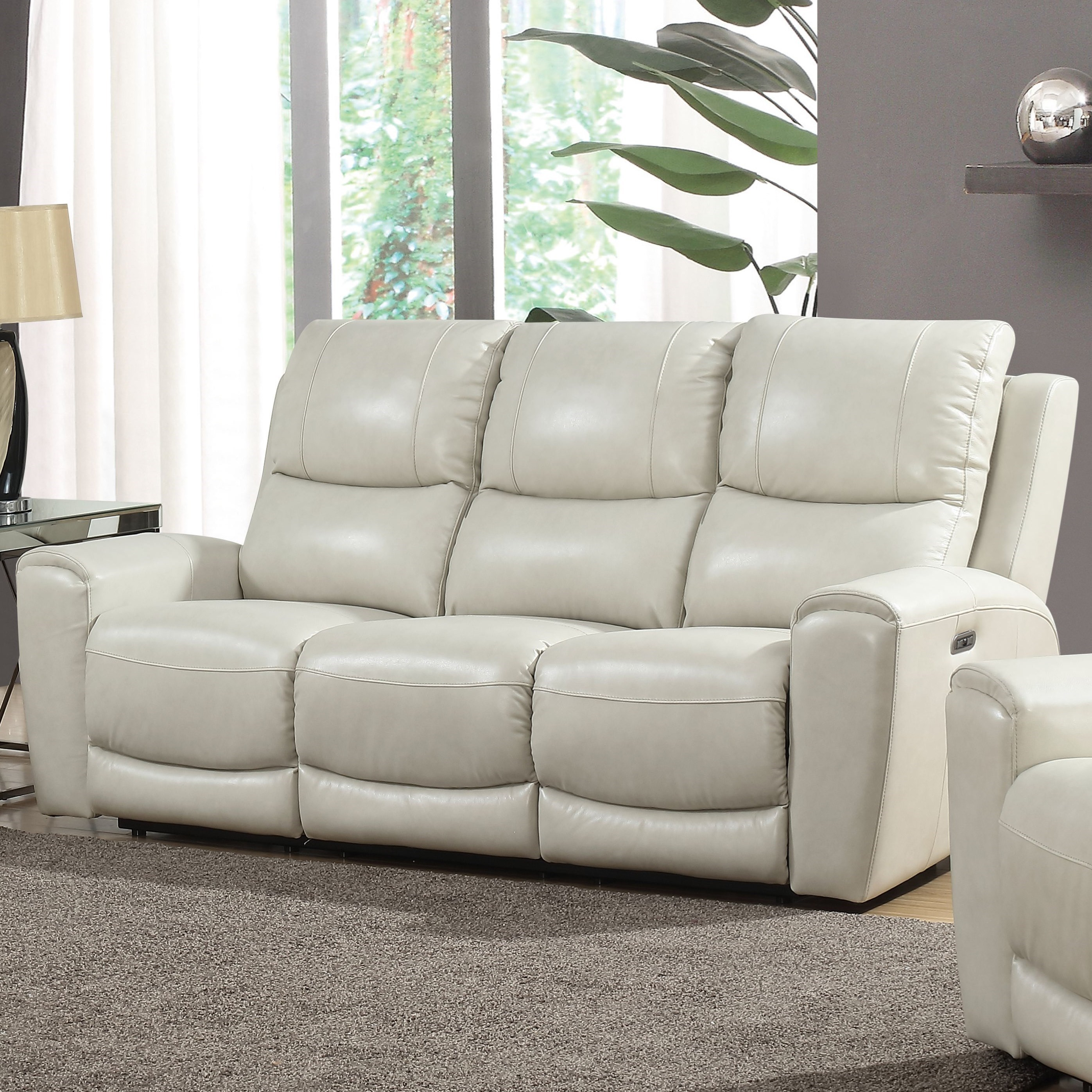 Laurel Power Recliner Sofa by Steve Silver at Northeast Factory Direct