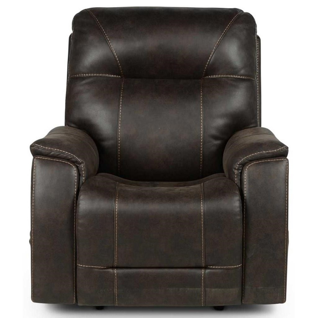 Lexington Triple-Power Media Recliner by Steve Silver at Darvin Furniture