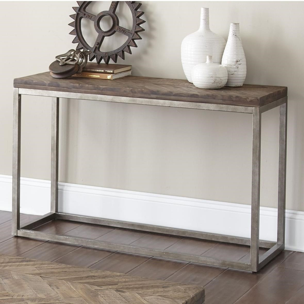 Lorenza Sofa Table by Steve Silver at Walker's Furniture