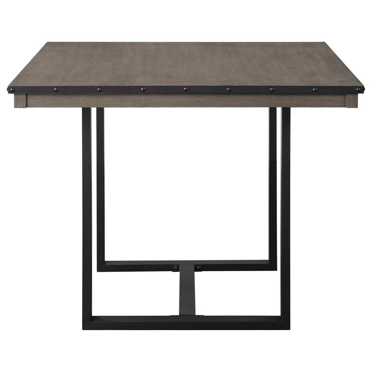 Lori 46-inch Square Dining Table by Steve Silver at Walker's Furniture