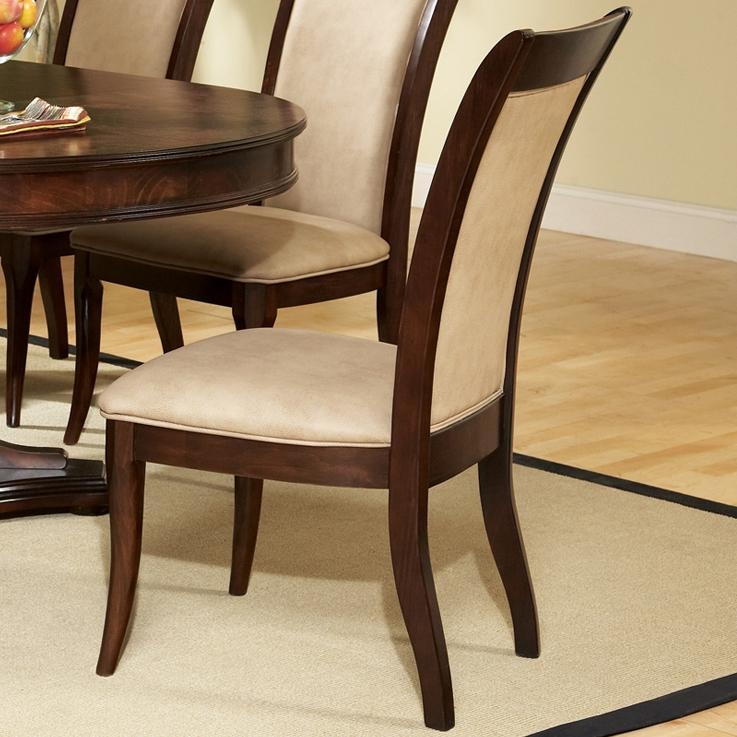 Marseille Side Chair by Steve Silver at Walker's Furniture