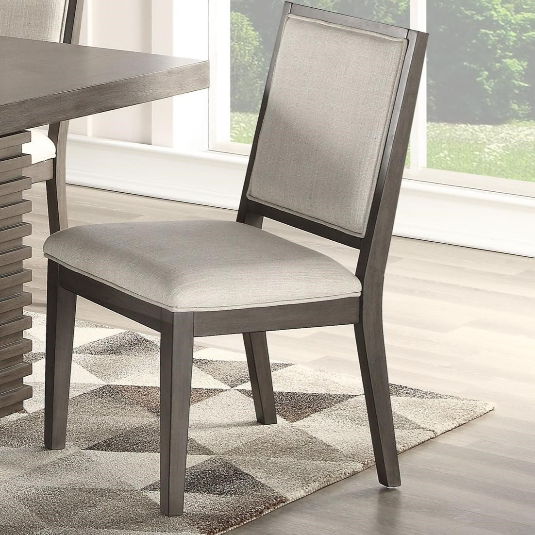 Mila Side Chair  by Vendor 3985 at Becker Furniture