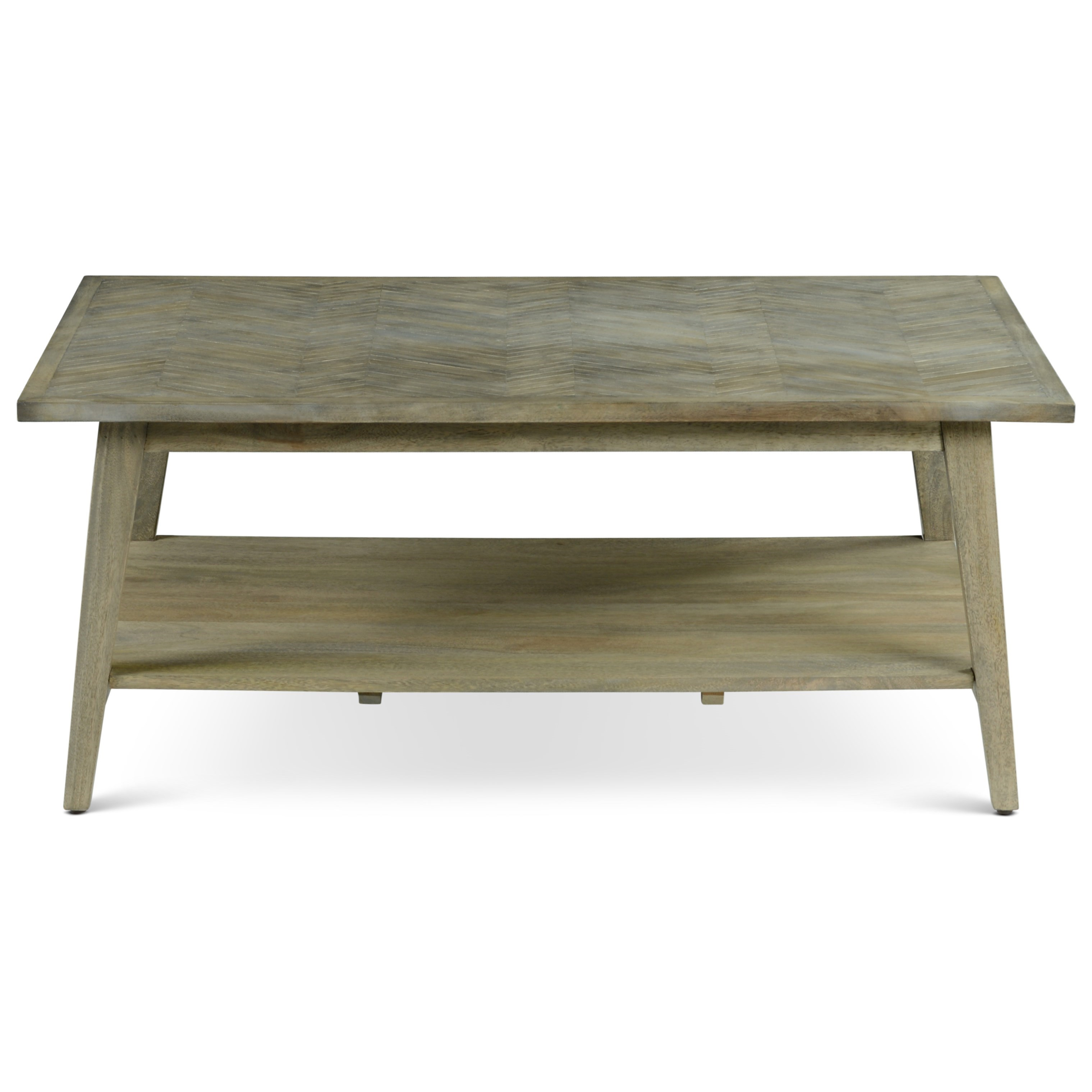Milani Cocktail Table by Steve Silver at Walker's Furniture