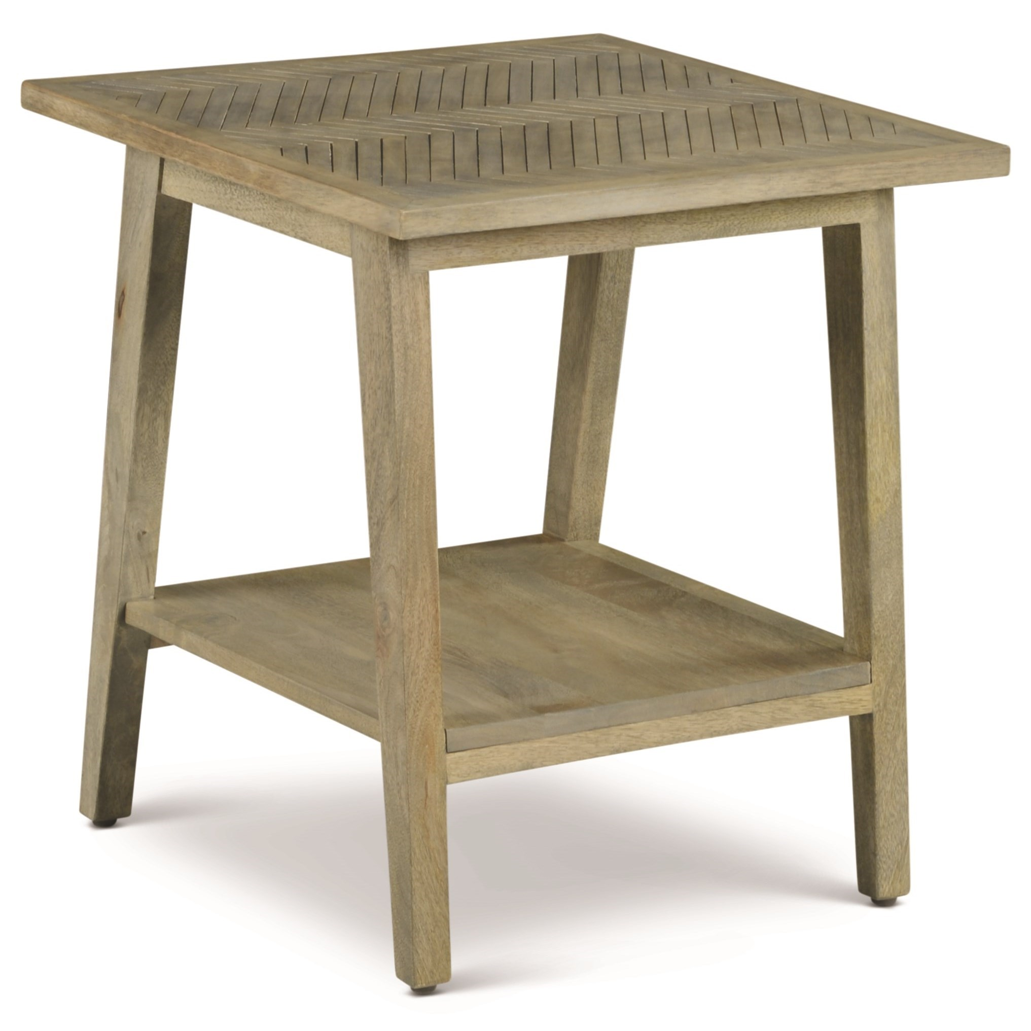 Milani End Table by Steve Silver at Walker's Furniture