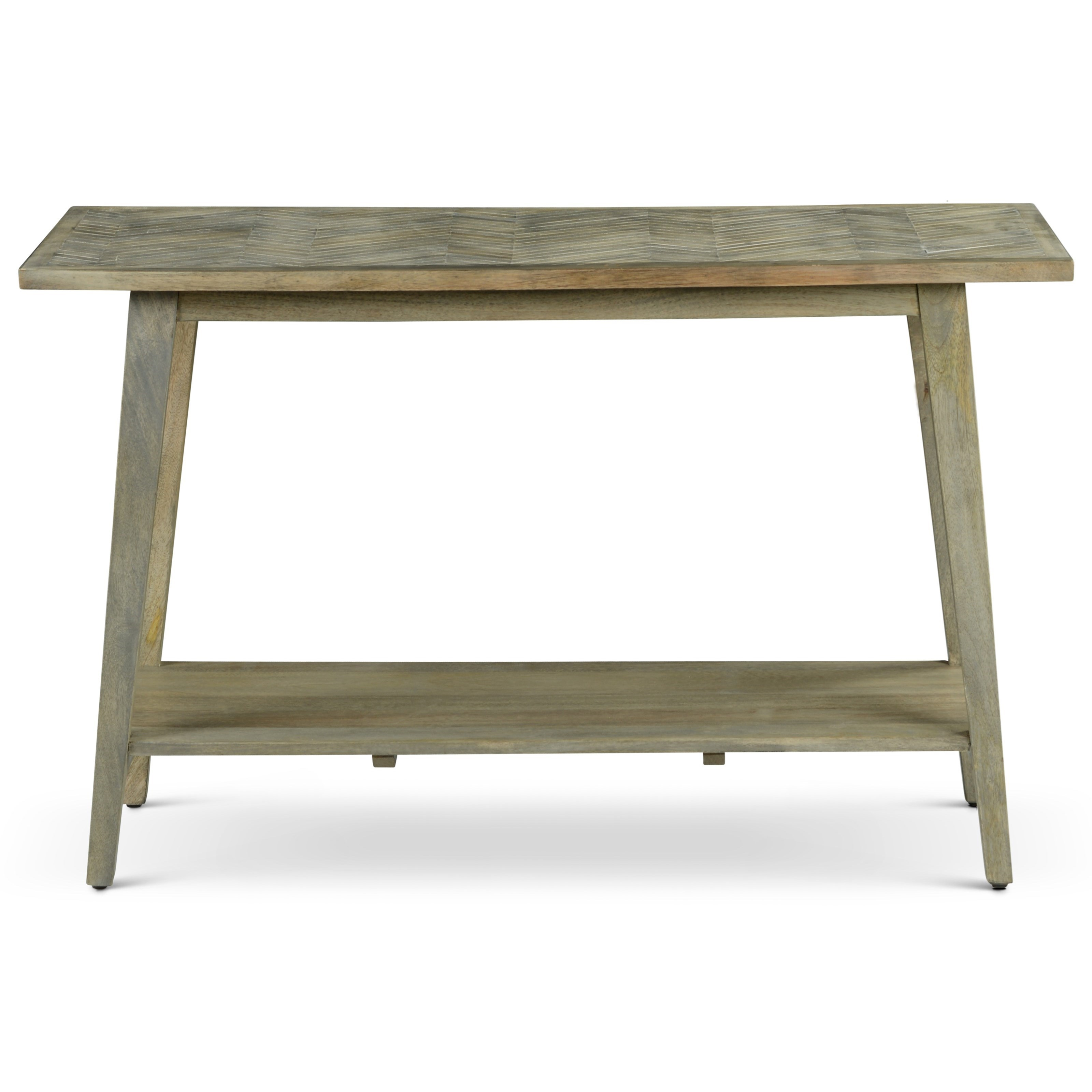 Milani Sofa Table by Steve Silver at Walker's Furniture