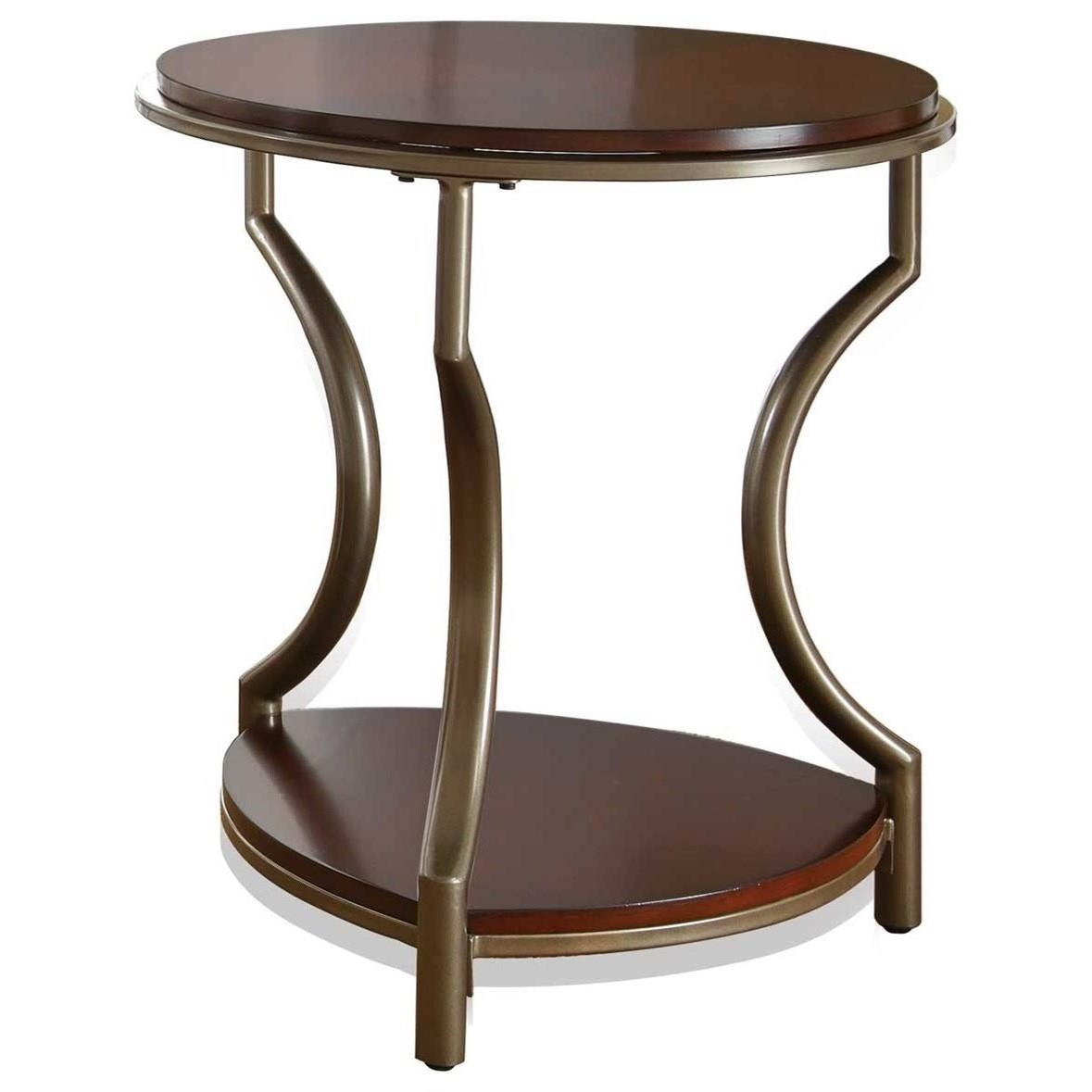 Miles End Table by Steve Silver at Walker's Furniture