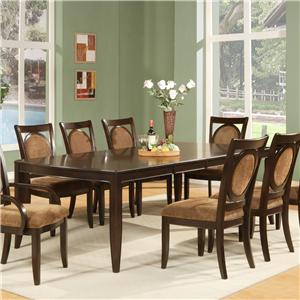 Steve Silver Montblanc Dining Table