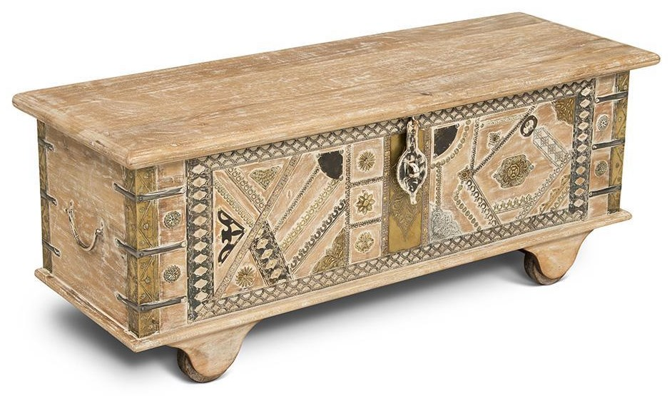 Morocco Morocco Trunk by Steve Silver at Morris Home