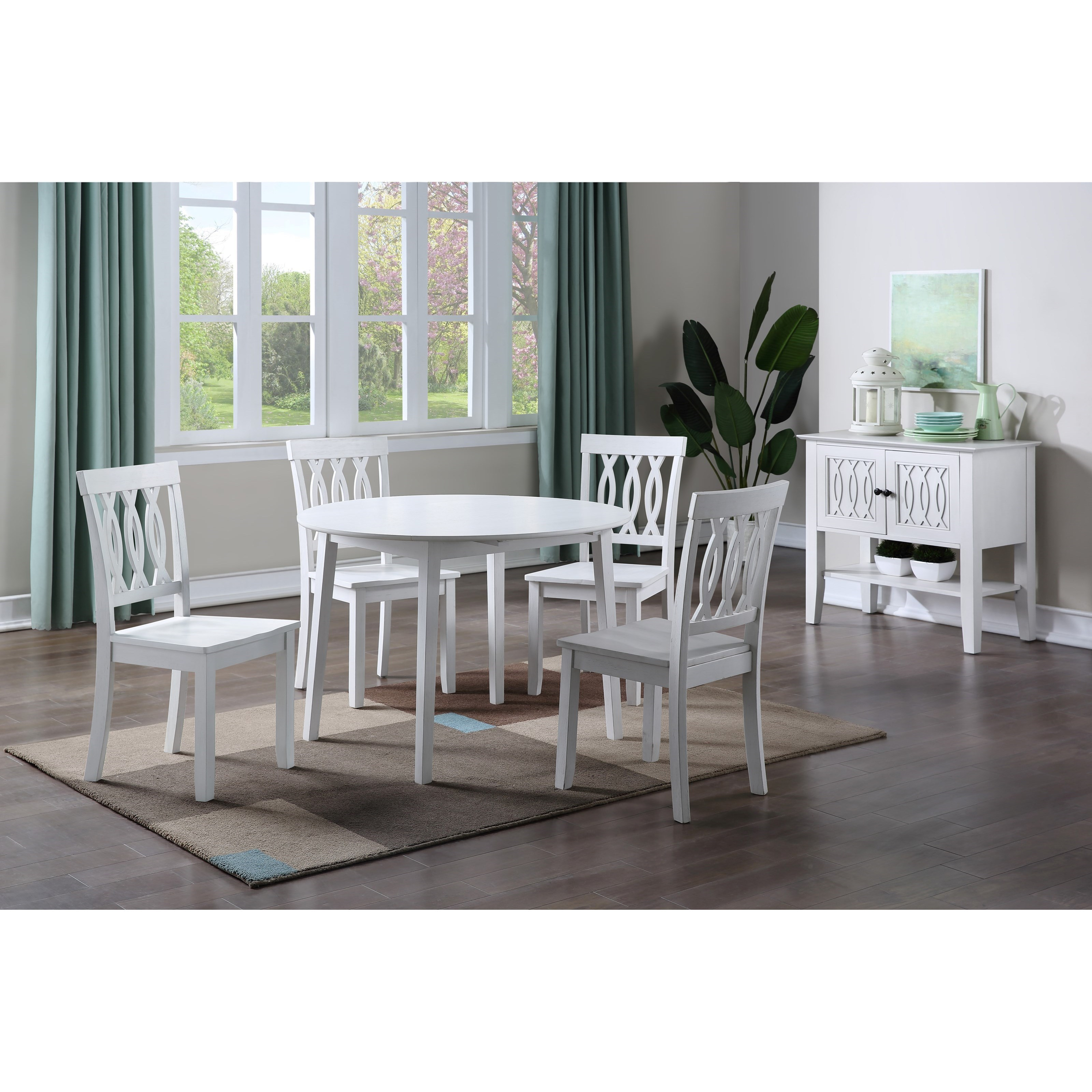 Naples Casual Dining Room Group by Steve Silver at Northeast Factory Direct