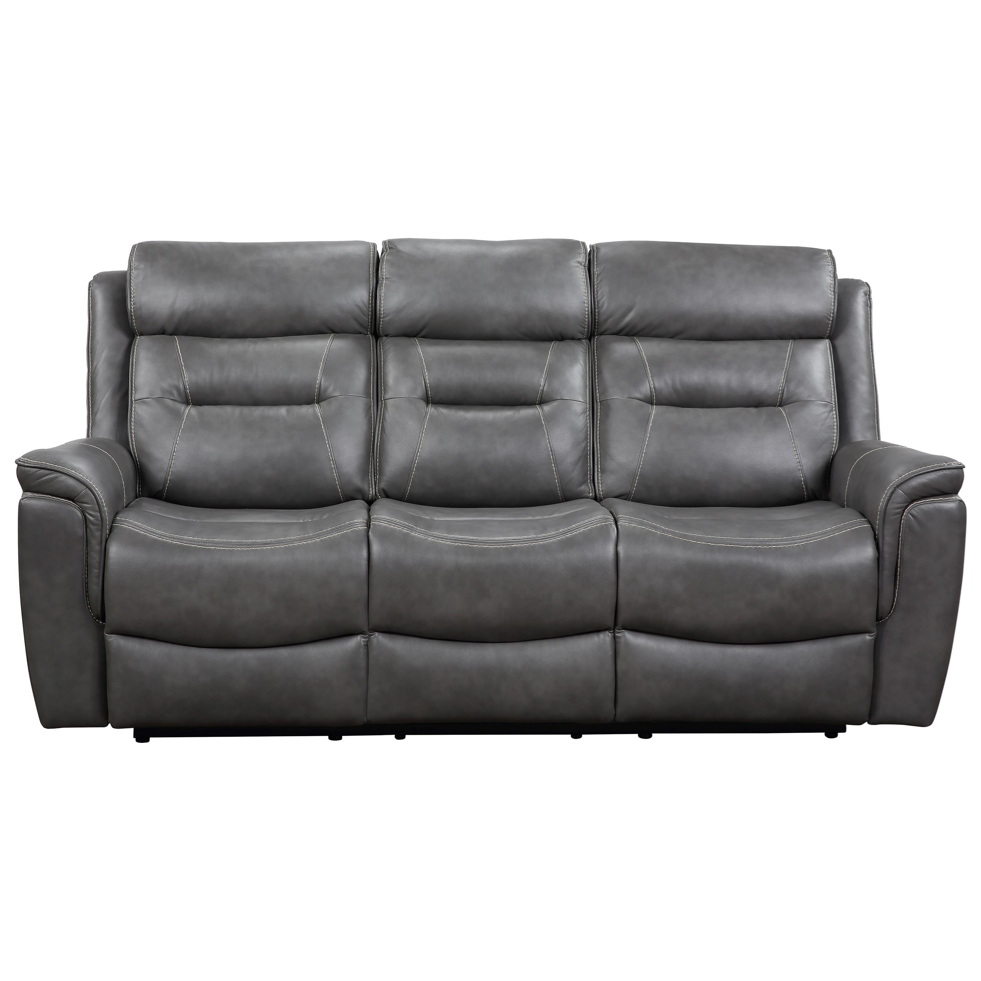 Nash Reclining Sofa by Steve Silver at Northeast Factory Direct
