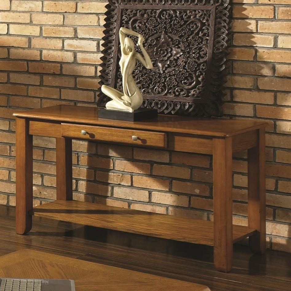 Nelson Sofa Table by Steve Silver at Walker's Furniture