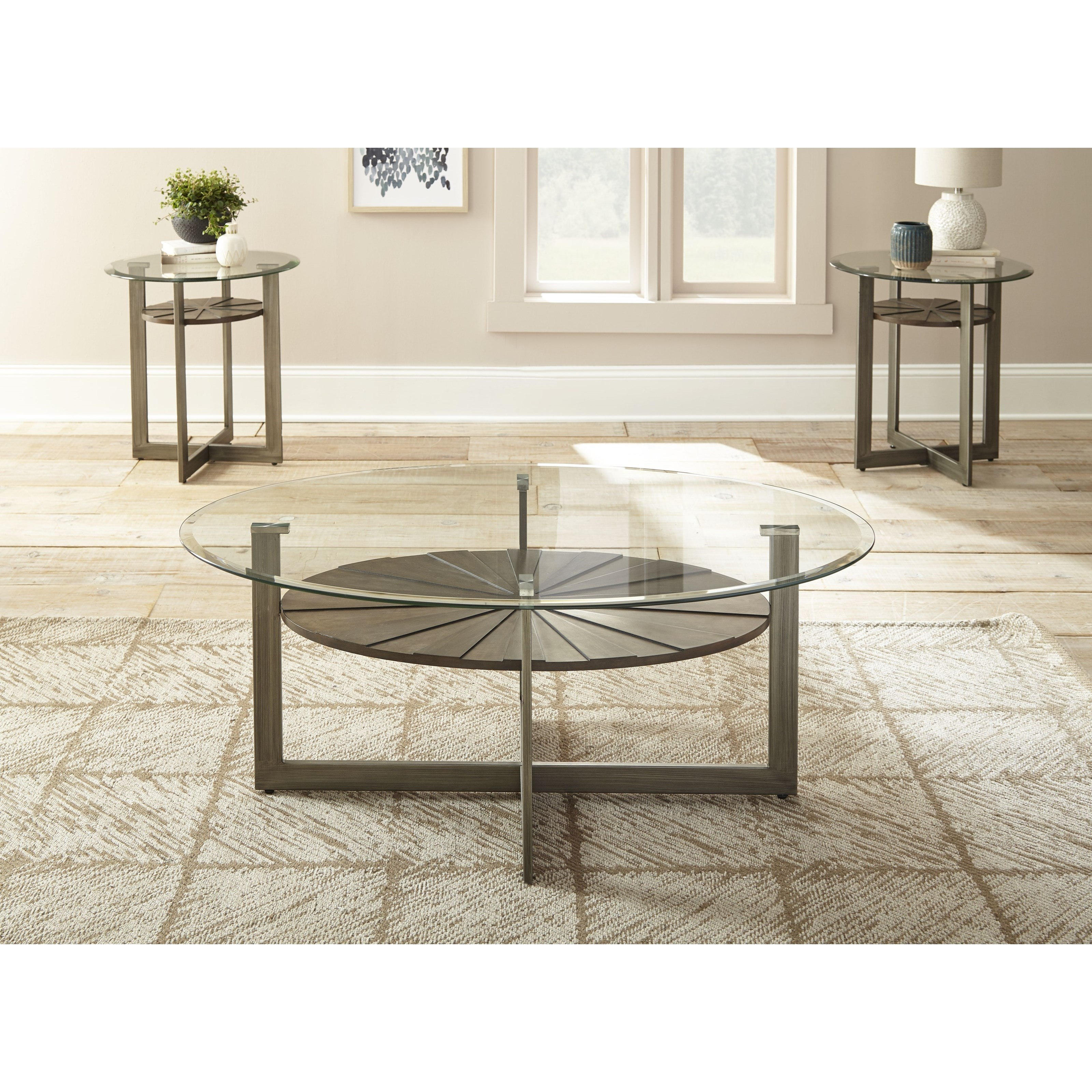 Olson SS Occasional Group 3-Pack  by Steve Silver at Walker's Furniture