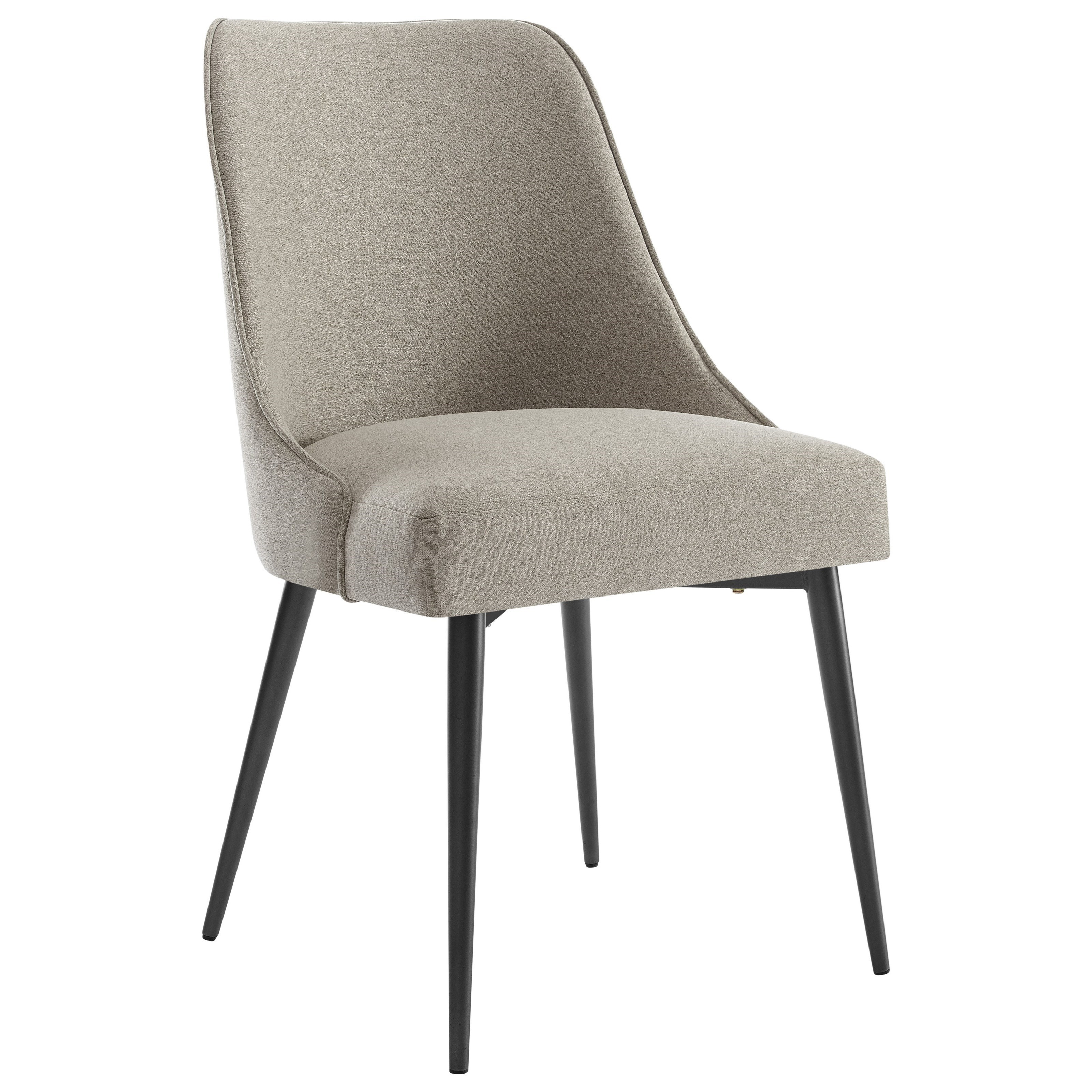 Olson SS Upholstered Side Chair by Steve Silver at Northeast Factory Direct