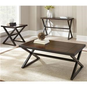 Cocktail Table and End Table