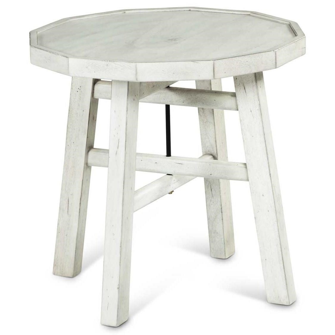 Paisley End Table by Steve Silver at Northeast Factory Direct