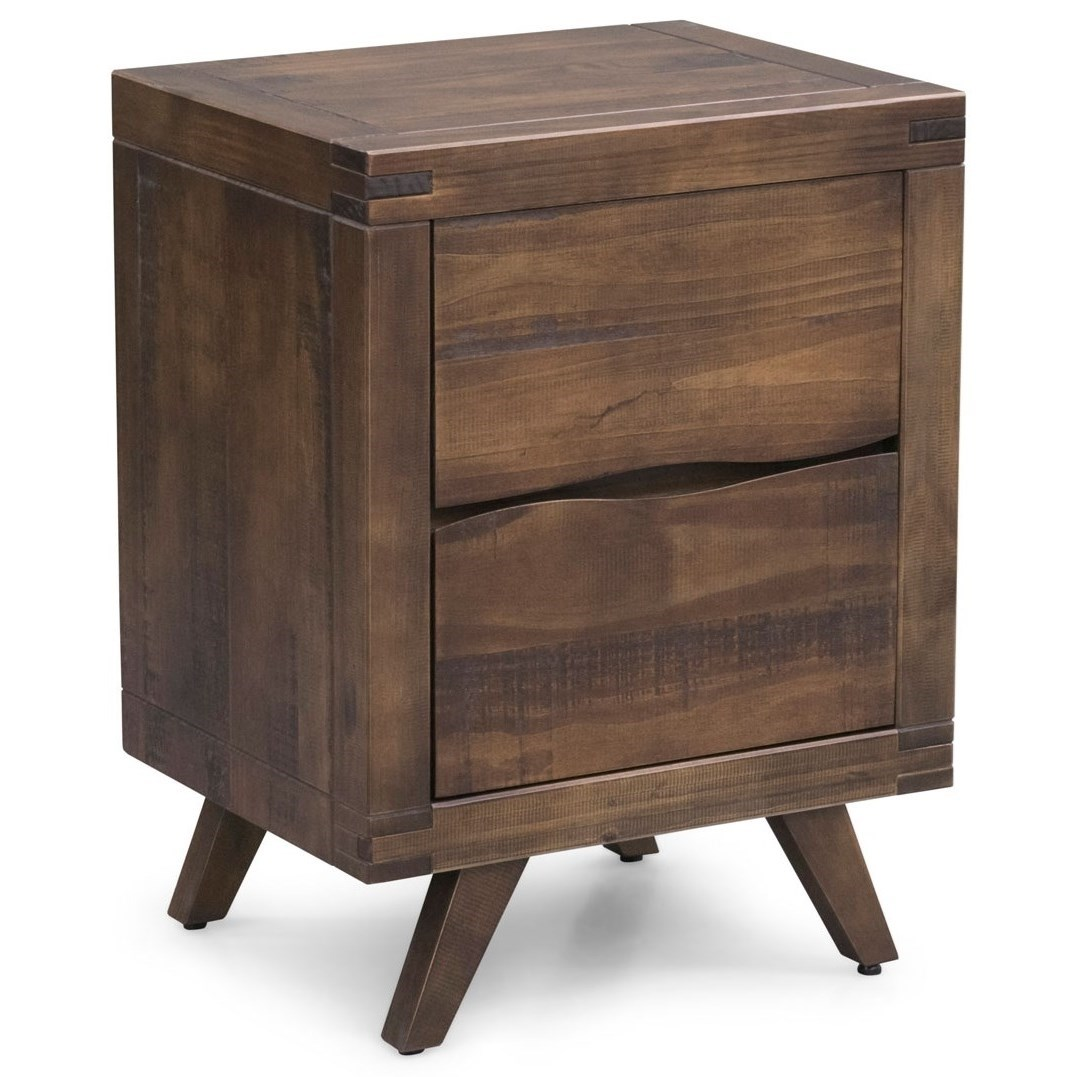 Pacific Pacific Nightstand by Steve Silver at Morris Home