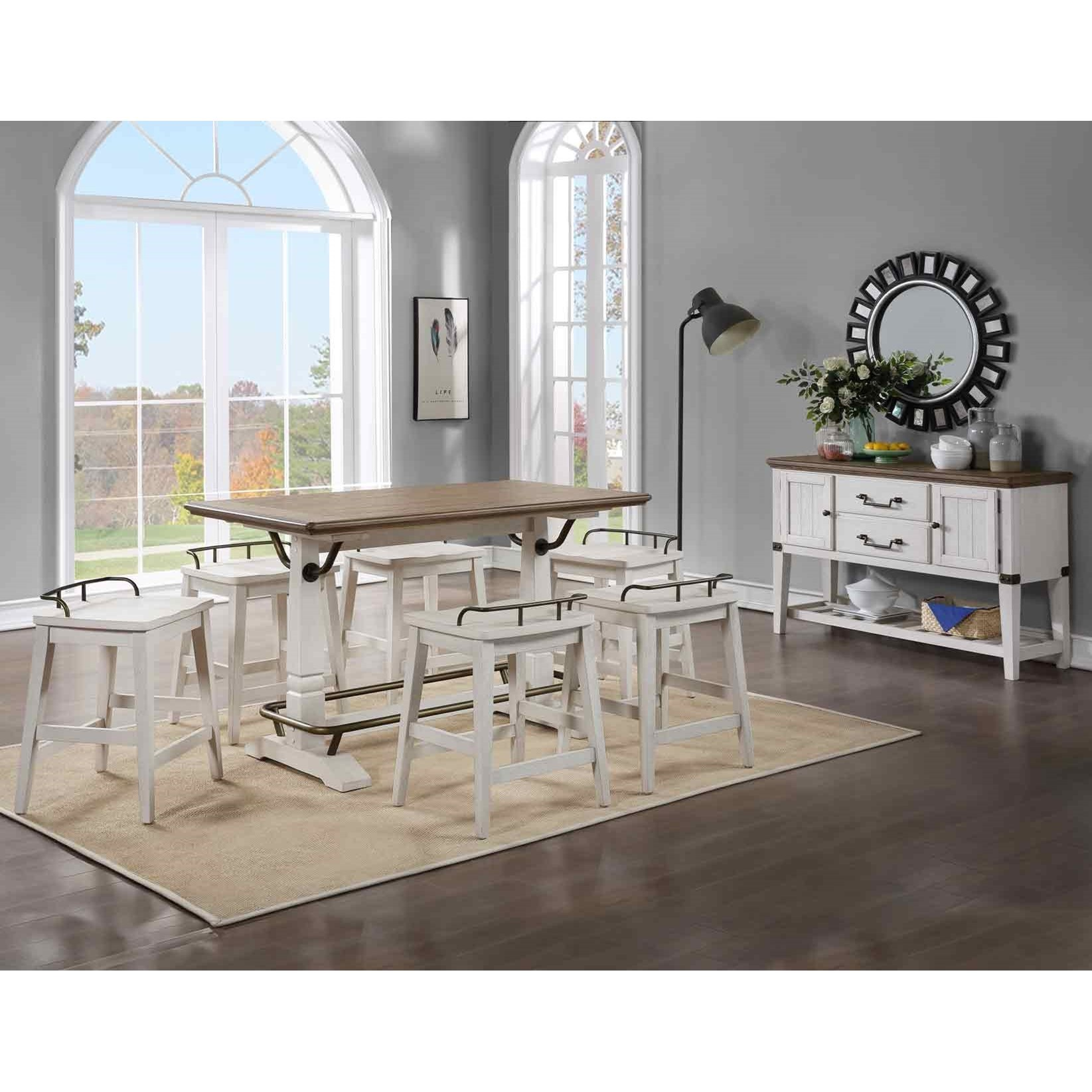 Pendleton Formal Dining Room Group  by Steve Silver at Northeast Factory Direct