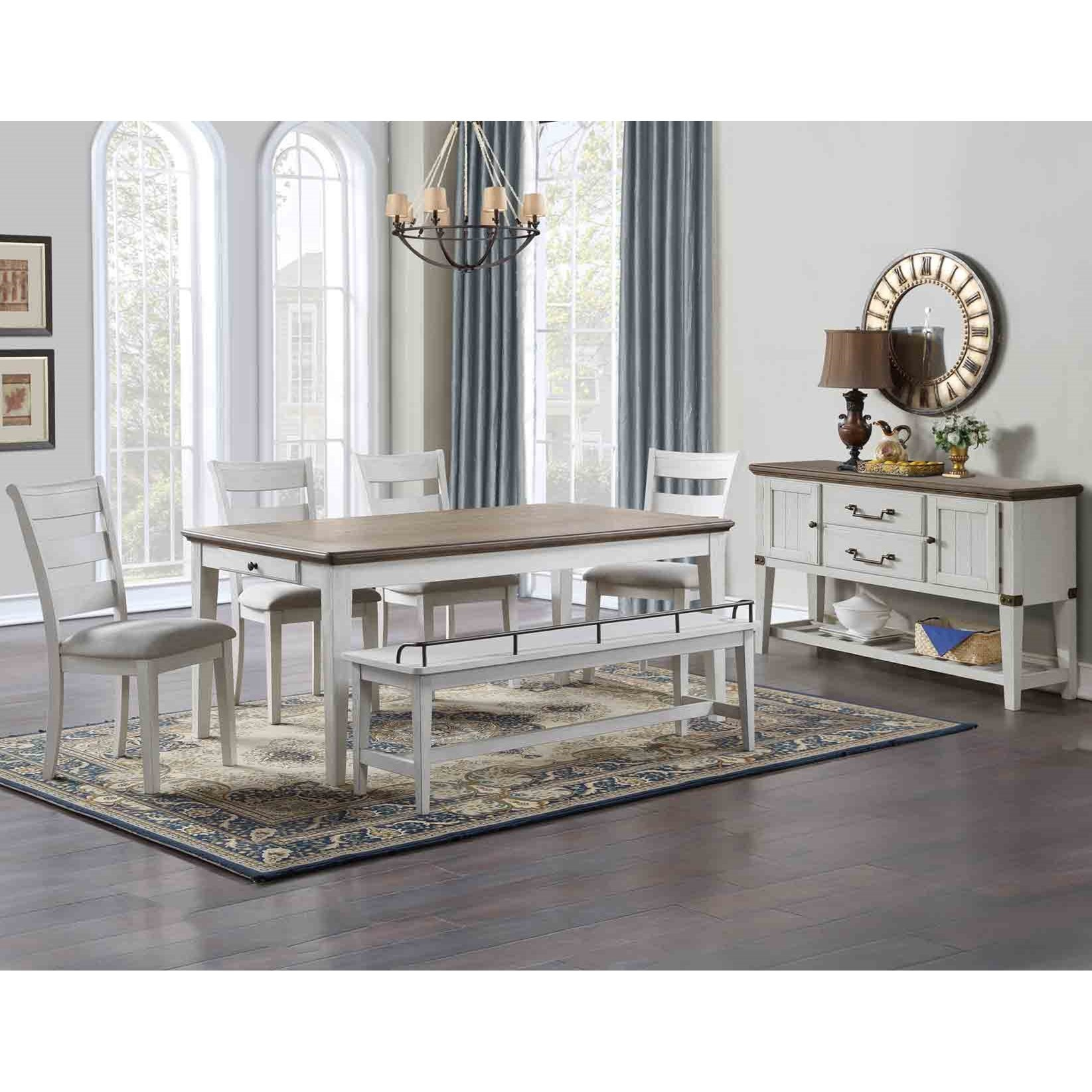 Pendleton Formal Dining Room Group  at Sadler's Home Furnishings