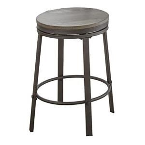 Industrial Counter Stool