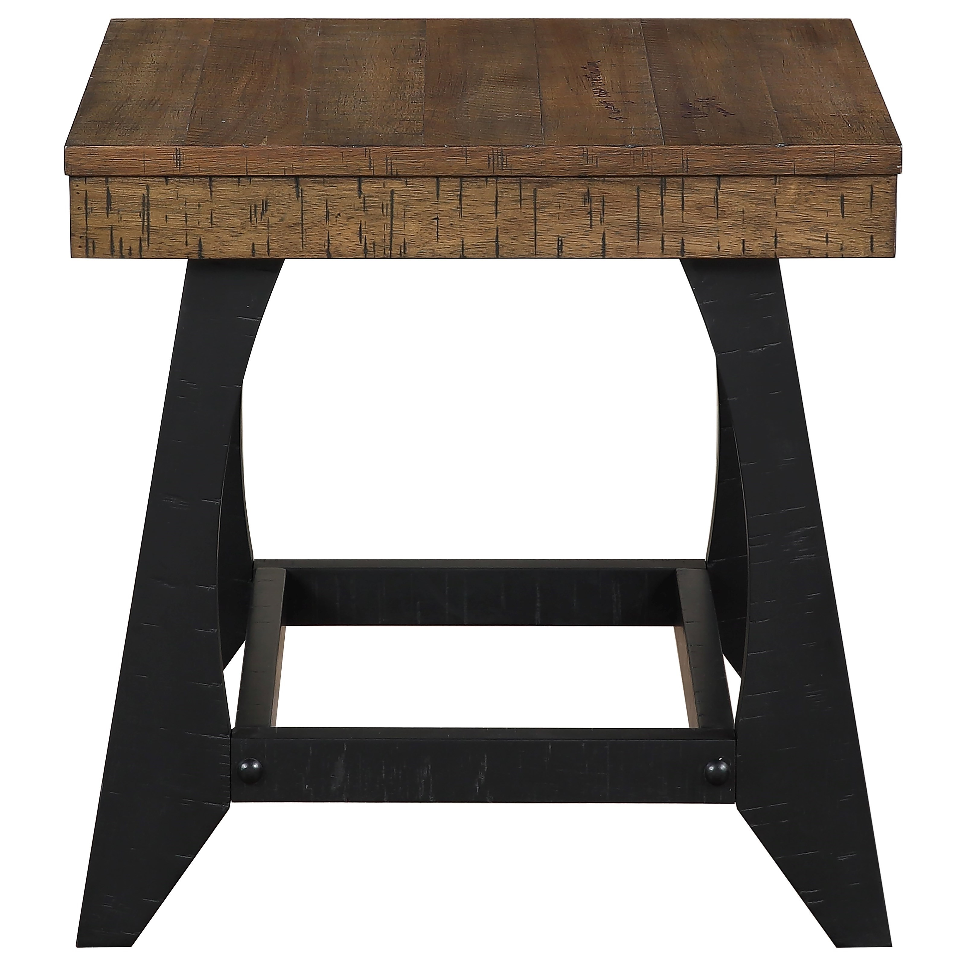 Ralston End Table by Steve Silver at Walker's Furniture