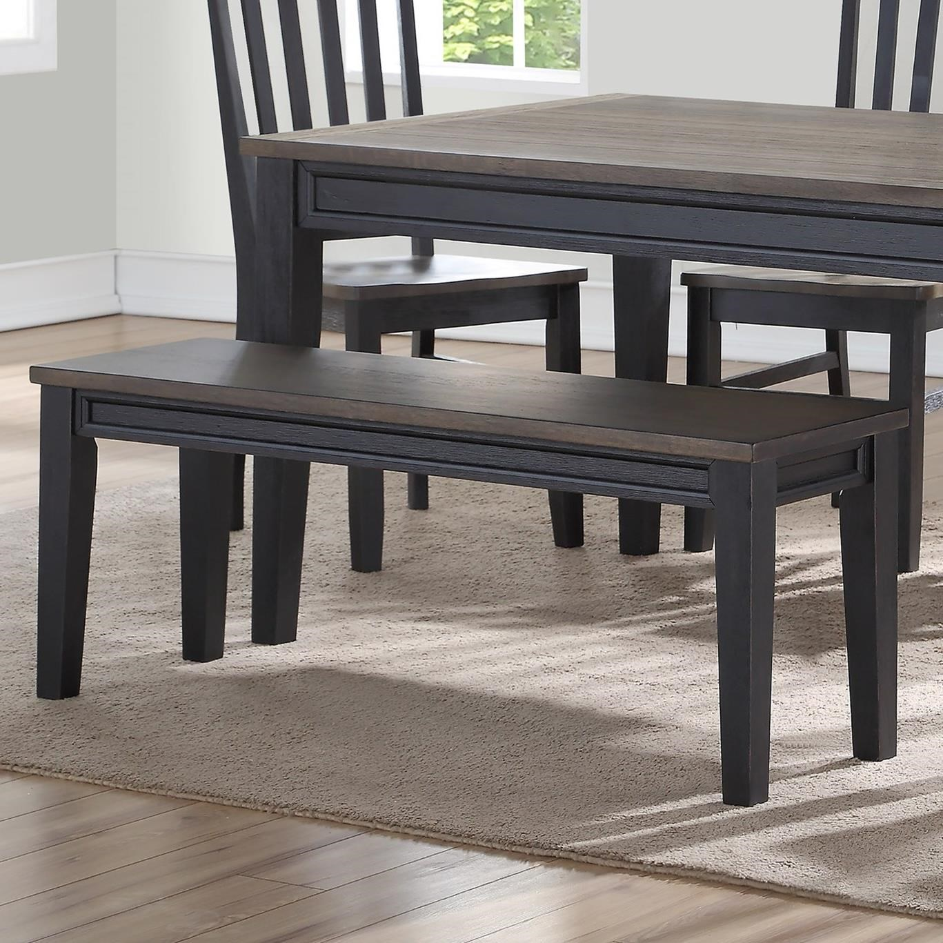 Raven Bench by Steve Silver at Walker's Furniture